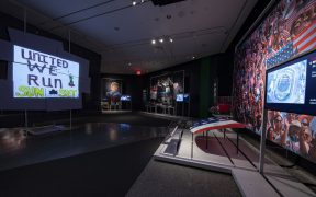New exhibit at 9/11 museum highlights impact of sports