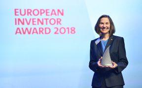 Esther Sans Takeuchi wins European Inventor Award