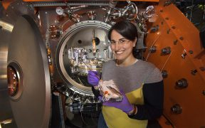 Physicist at Brookhaven Lab awarded grant for research