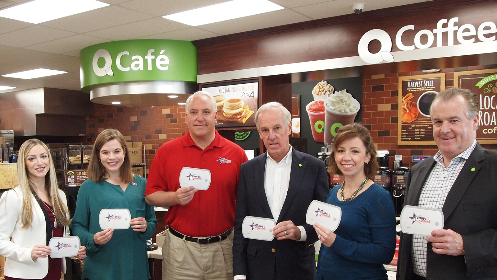 QuickChek completes campaign for 9/11 responders and families