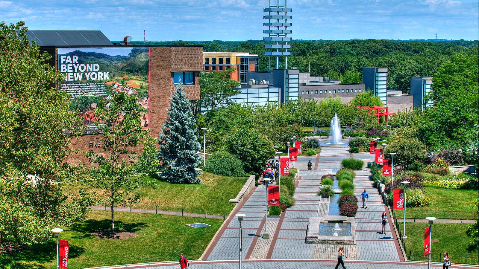 Stony Brook sets SUNY fundraising record