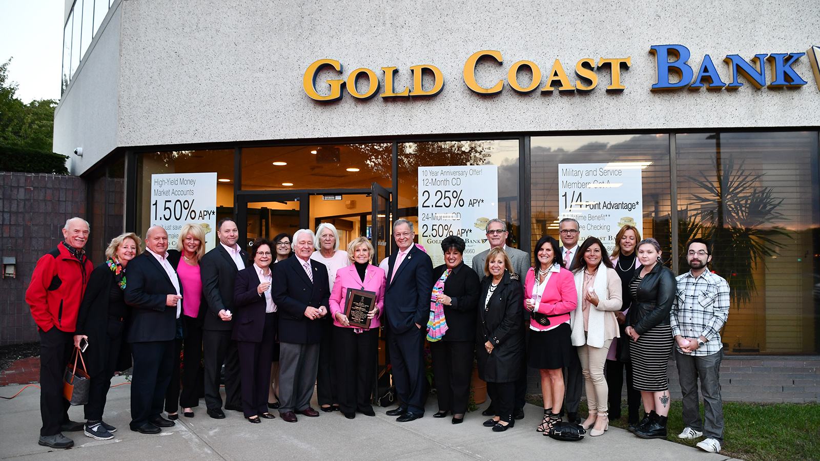 Gold Coast goes pink for breast cancer month