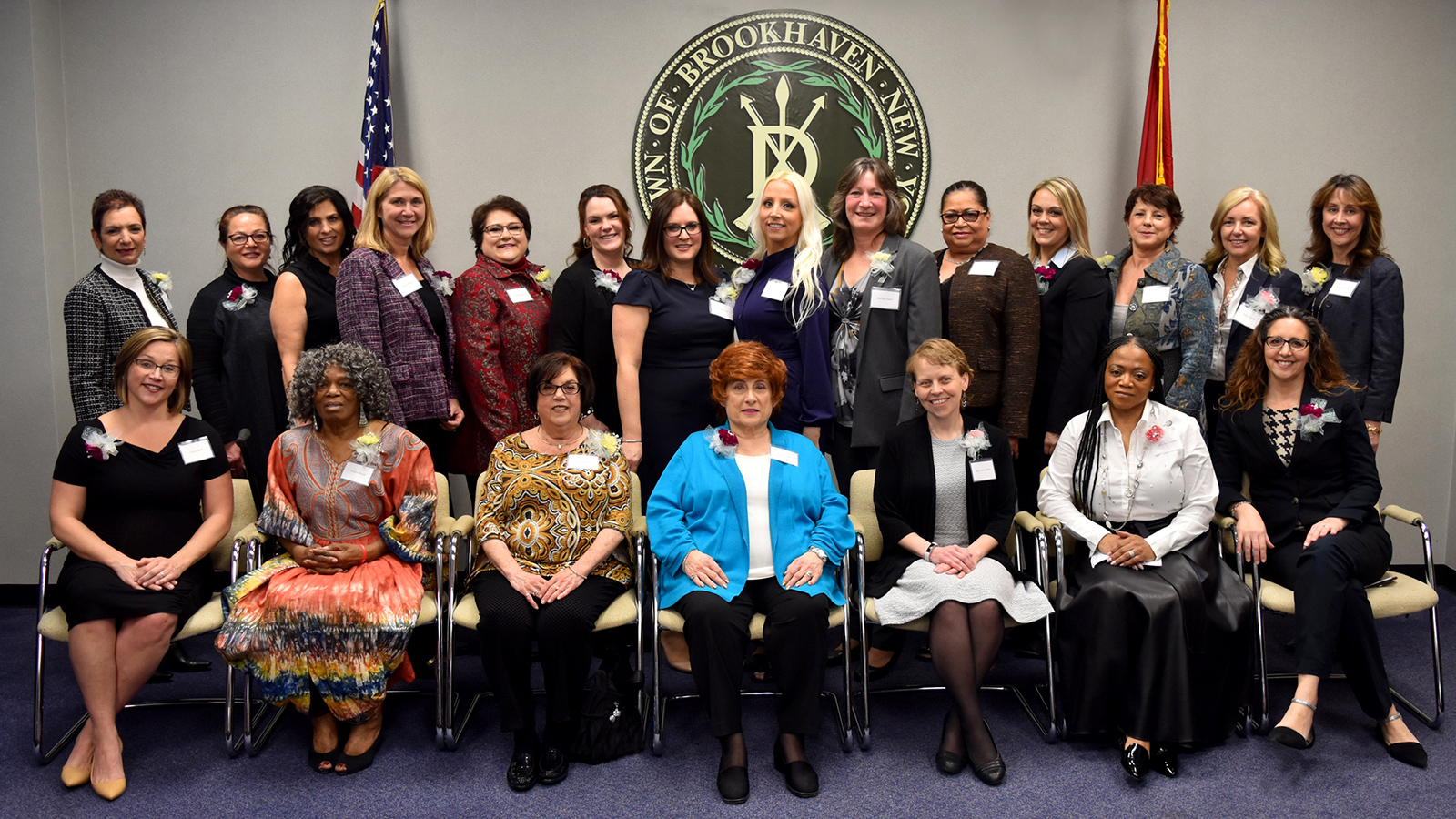 Brookhaven honors recipients of women's recognition award