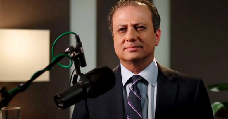Stony Brook to host Preet Bharara at leadership seminar