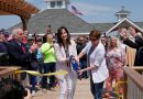 Ponquogue Beach shows off new upgrades for Memorial Day