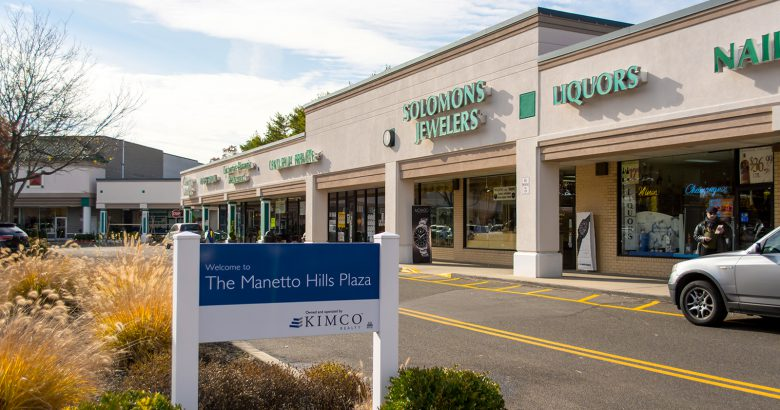 Kimco Manetto Hills Shopping Center