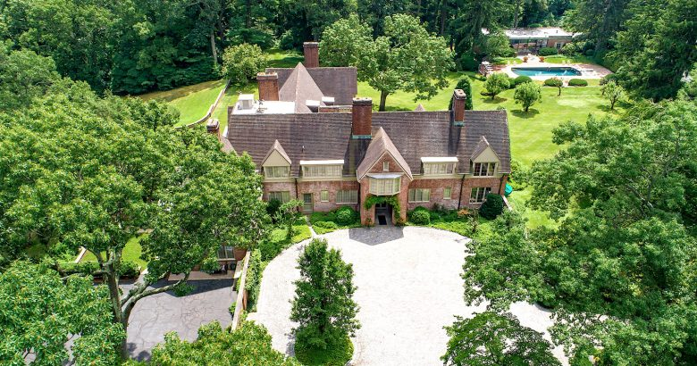 Laurel Hill Estate in Mill Neck