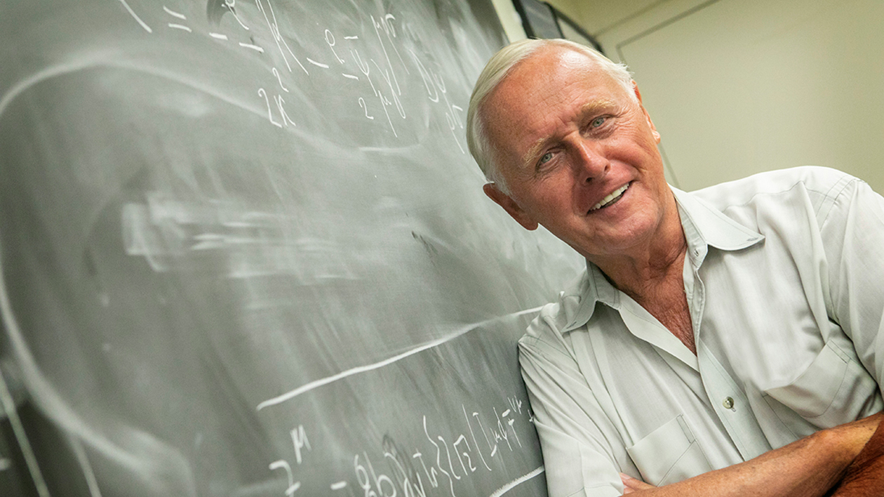 Stony Brook physics professor honored with $3 million prize