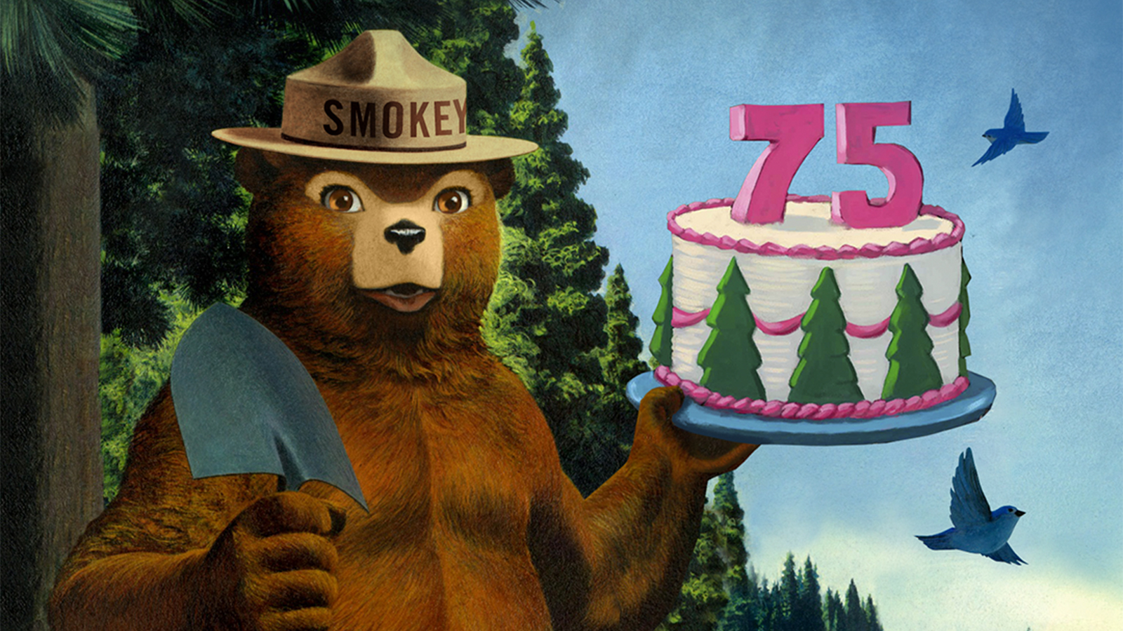 DEC to celebrate Smokey Bear's 75th