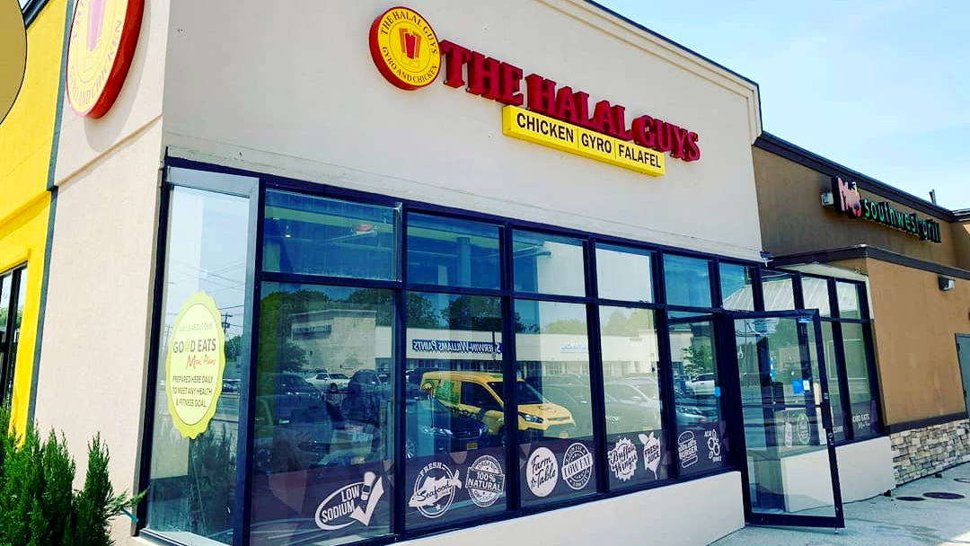 The Halal Guys opening in East Meadow