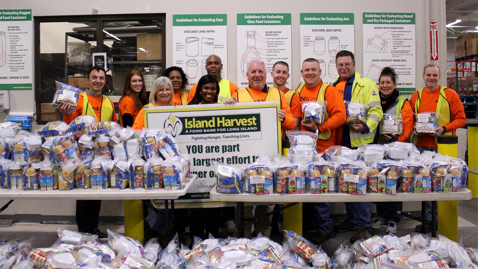 Island Harvest sets world record