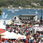 Blue Point hops in to save Oyster Festival