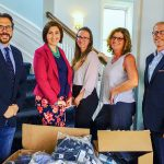 Babylon Rotary Club donates new clothes to VIBS