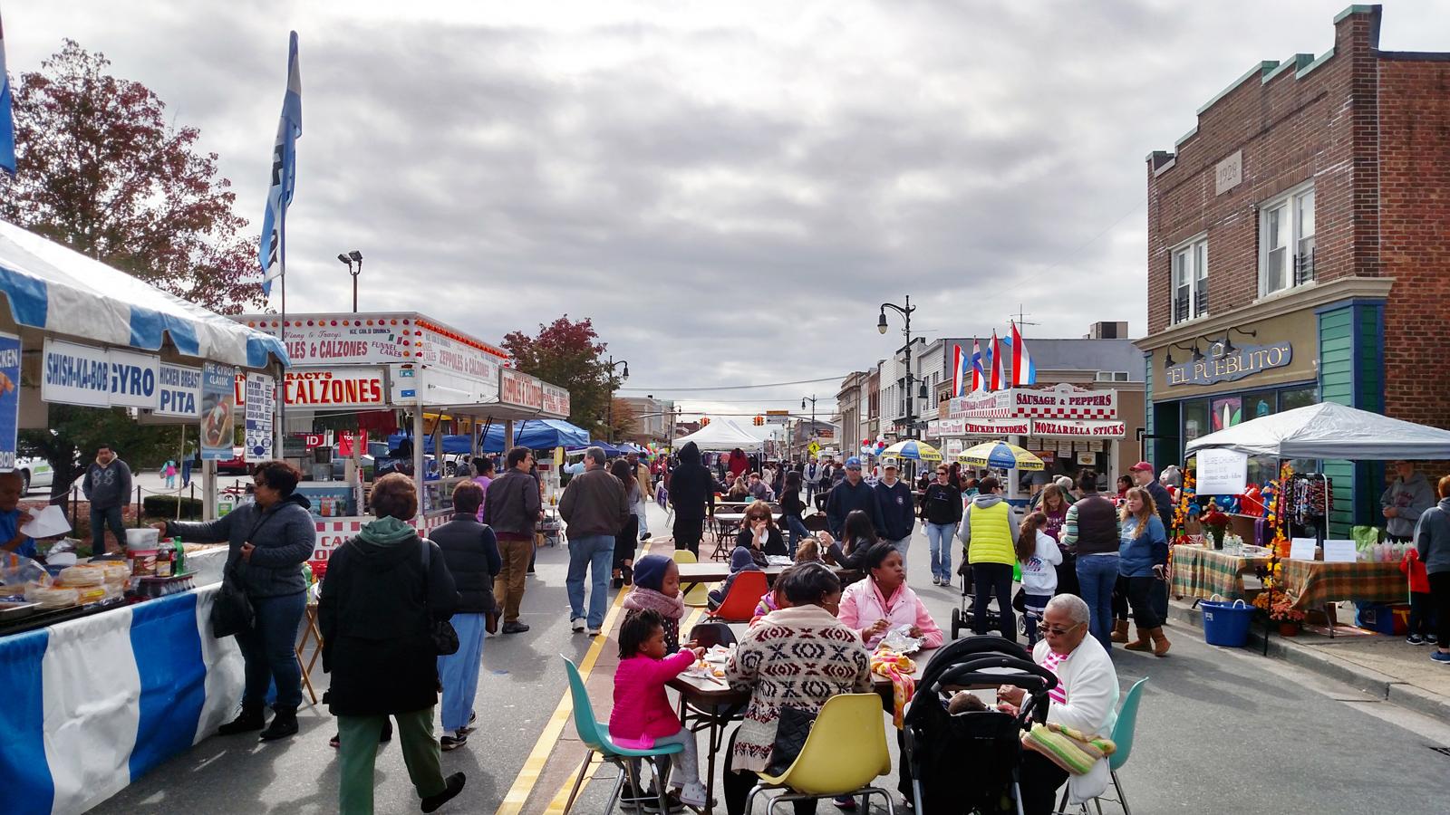 Street fair to showcase Westbury merchants