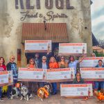Raising money and spirits for pet charities