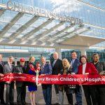 Stony Brook cuts ribbon on new children's hospital