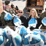 Stop & Shop sends in the Marines for gobbler giveaway