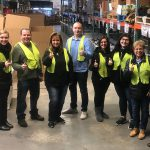 HIA-LI crew volunteers at Long Island Cares