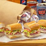 Fundraiser at new Jersey Mike's in Garden City Park