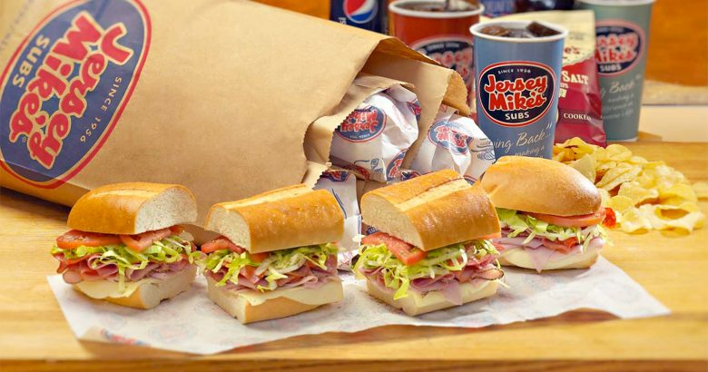 Fundraiser kicks off Jersey Mike's opening in Bethpage