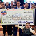 Winter Ball sets fundraising record