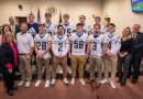 West Islip Lions football team scores with good deeds