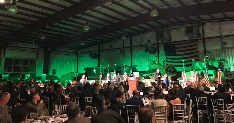 Veterans and supporters honored at museum gala