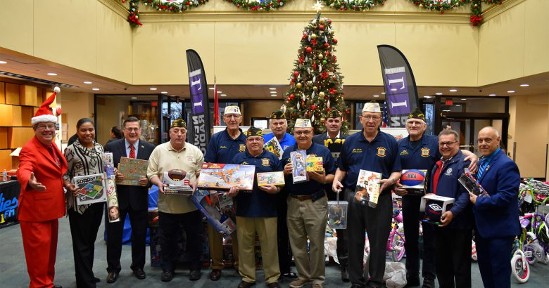 Annual toy drive brings in thousands of donations