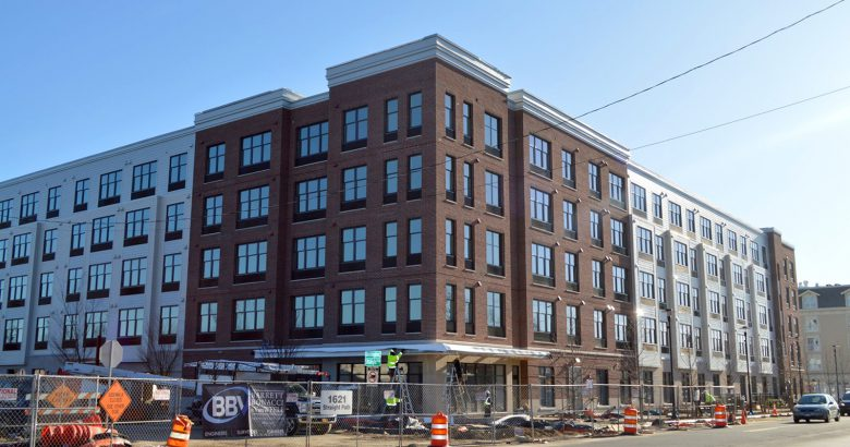 Affordable housing lottery held for new apartments