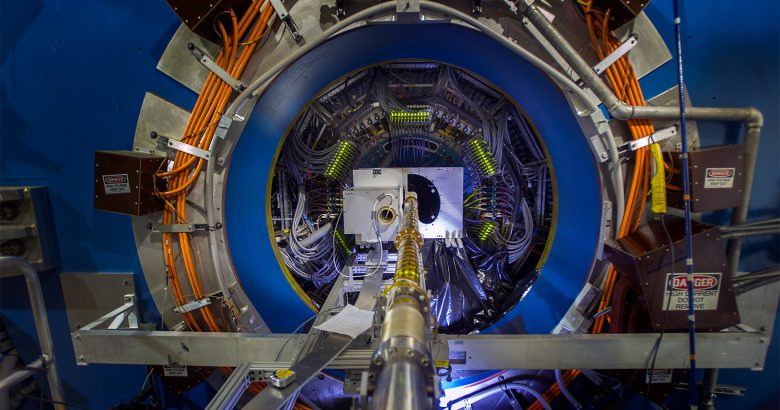 Nuclear physics project a smash hit for Brookhaven Lab