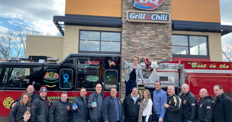 DQ fundraiser helps damaged fire station