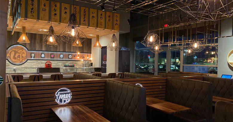 Takumi restaurant opening in Bay Shore