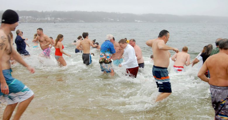 Polar bear plunge to benefit Cerebral Palsy Association