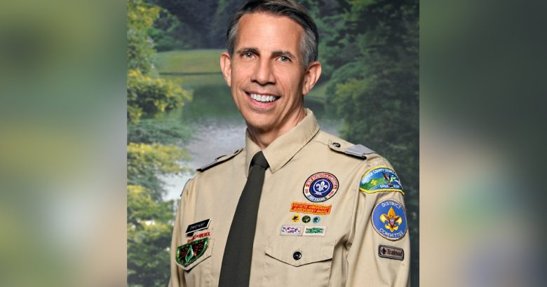 Commercial real estate broker tapped as Boy Scouts exec