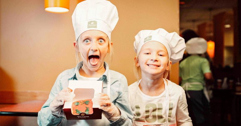 Panera offers 'Bakers In Training' kits for kids