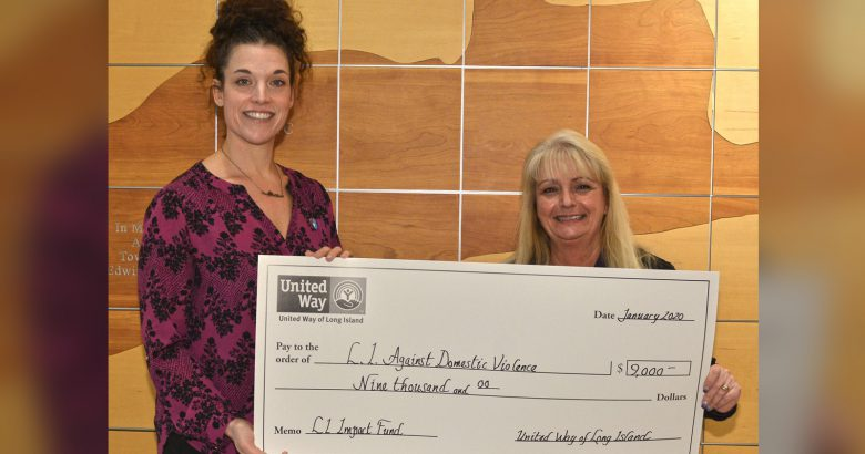 LIADV gets grant from United Way