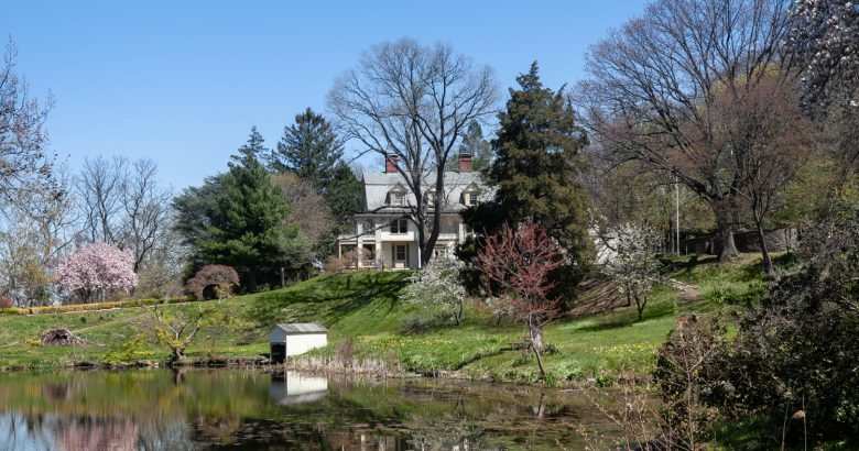 Friends of Cedarmere gets grant to preserve historic Roslyn estate
