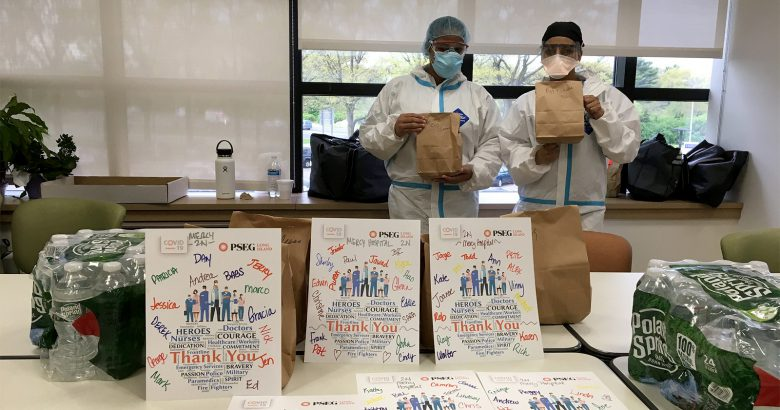 PSEG Long Island powers healthcare heroes