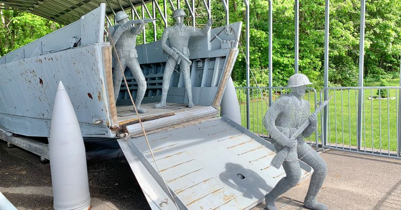 D-Day event to unveil ghost soldiers memorial