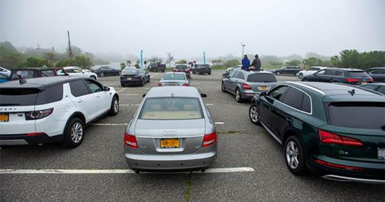 Drive-in services extended at East Hampton beach