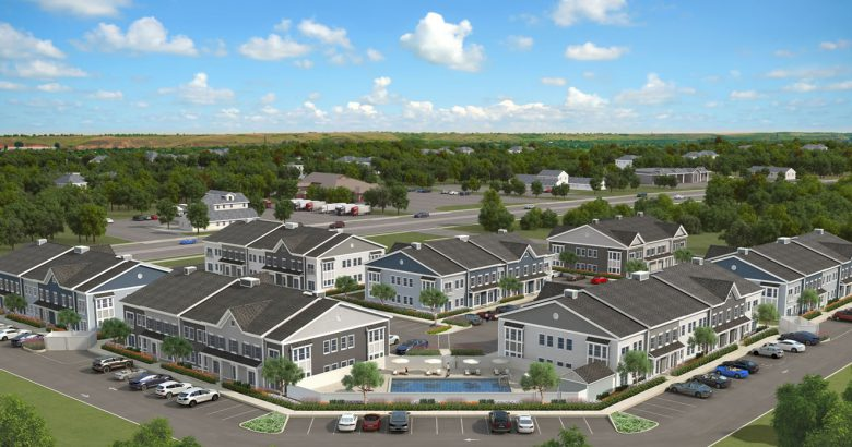 Leasing brisk at new Commack apartments