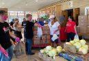 PinkTie food drive boosts pantries, feeds families