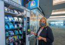 PPE vending machine takes off at MacArthur Airport