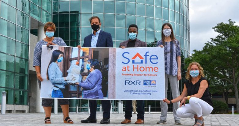RXR boosts United Way's Safe at Home program