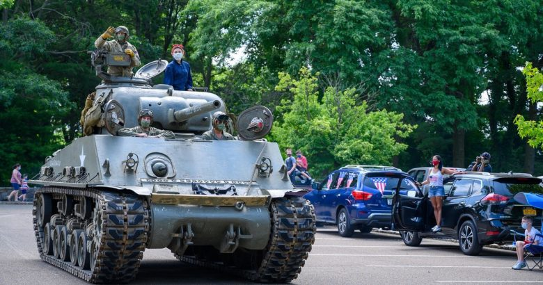 Museum powers successful Independence Day parade