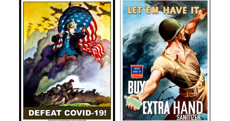 Museum of American Armor reopening with reinvented military posters