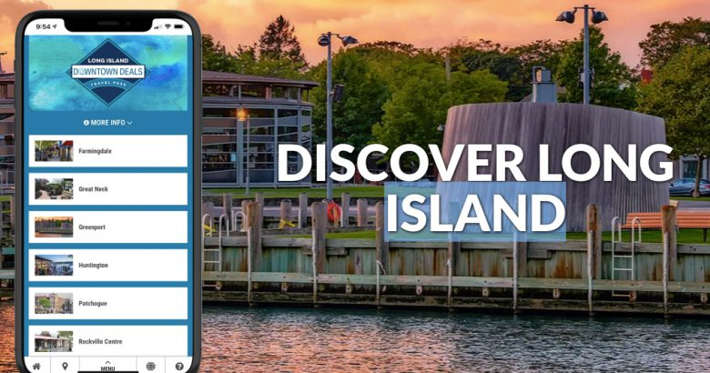 Discover Long Island launches Downtown Deals