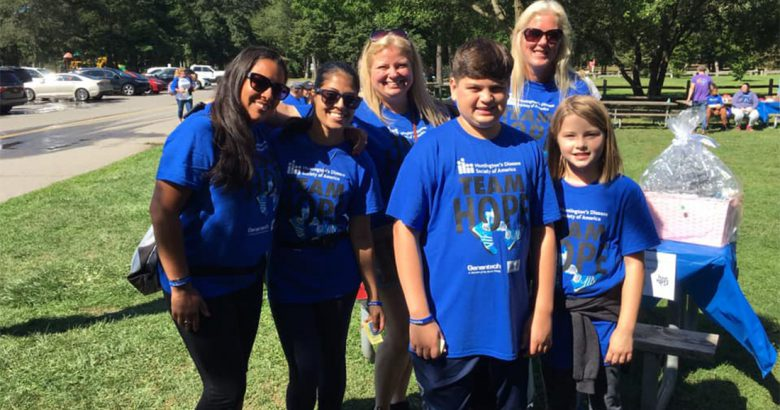 Stepping up: Long Island Hope Walk goes virtual