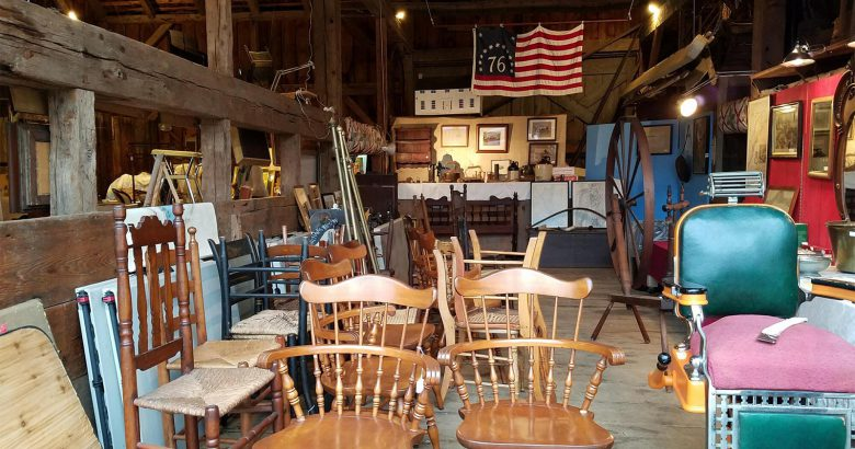Antique sale to benefit historical society and museum