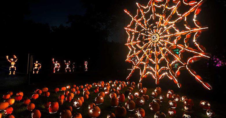 Jack O'Lantern Blaze to light for first time on Long Island